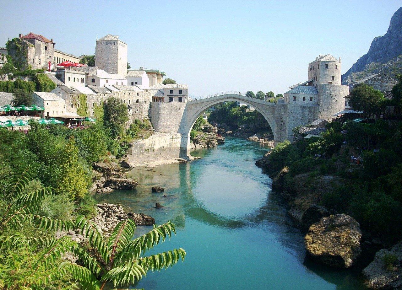 Stary Most w Mostarze