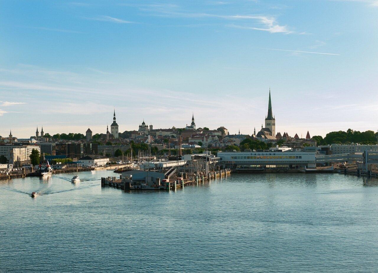 Tallinn - stolica Estonii