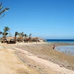 Plaża w Hurghadzie