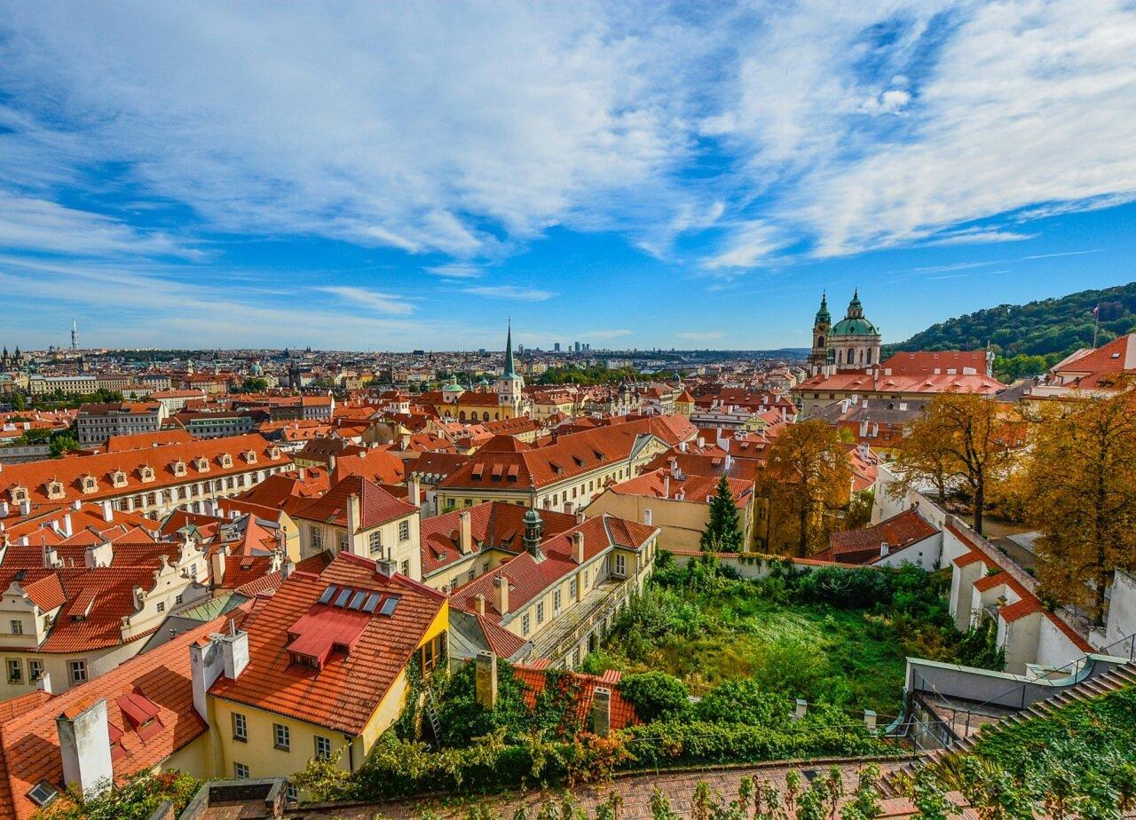 Wekendowy wyjazd do Pragi